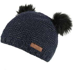Regatta Hedy Lux Hat Girls Navy Metallic